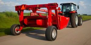 Massey Ferguson Hay Mower Conditioner