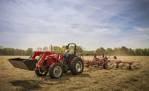 The TD Series Tedders from Massey Ferguson | Mabie Brothers