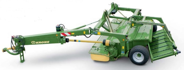 EasyCut Trailed Disc Mower & Conditioner