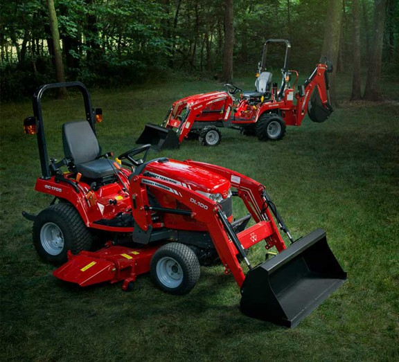 Mey Ferguson Gc1700 Series Compact Tractors 22 5 25 Hp