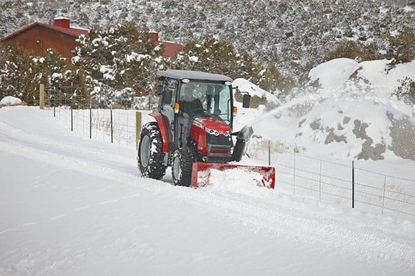 Massey Ferguson 1700 Premium Snow Blower Attachments | Mabie