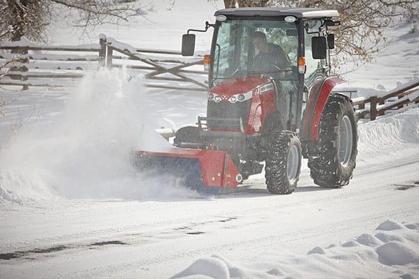 Massey Ferguson 1700 Premium Snow Blower Attachments   Mabie